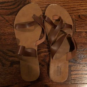 Mosimo brown sandals